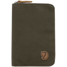 Fjällräven Passport Cartera, dark olive